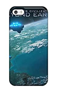 TYH - Best 9237071K81744057 Shock-dirt Proof Civilization: Beyond Earth Case Cover For Iphone 5C phone case