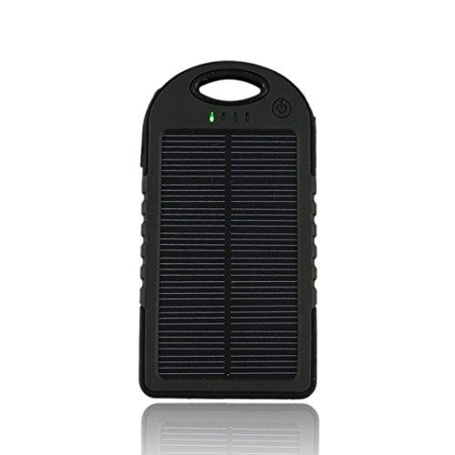 Solar Charger Bon Venu 5 Solar Panel 5000mah Portable