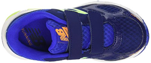New Balance Nbkv680tbp - zapatos Walking Baby Niños Blu (Blue Green)