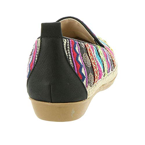 Beacon Femmes Chaussures Multi aztec Loafer wq0A7P048v
