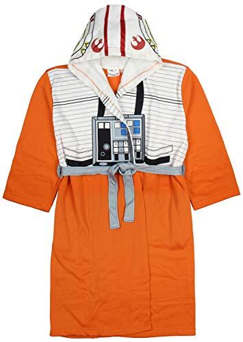 Disney Star Wars Rebel X-Wing Jersey Fleece Adult Cosplay Robe (X-Large) ()