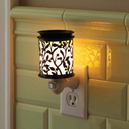 Better Homes and Gardens Accent Wax Warmer, Botanical ()
