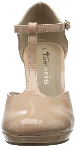 Escarpins rose 24428 Rose 575 Femme Tamaris Patent qC6pO
