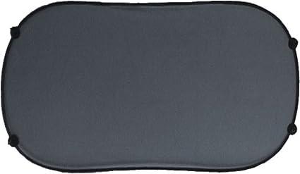 color negro 50 x 100 cm Kaufmann AZSAA220 Parasol universal para luna trasera