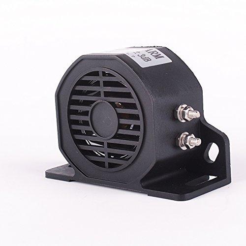 Iztoss 105dB Alarm Beeper Buzzer Reversing Horn Speaker Back up For Motorcycle Car Vehicle