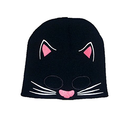Kitty Cat Beanie Halloween Face Mask - Catwomen Outfits