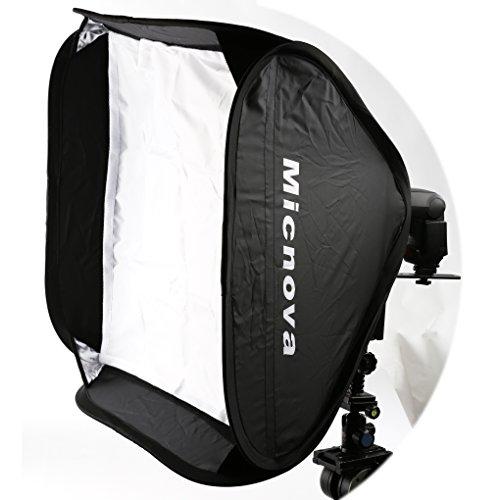 Micnova Softbox Speedlight Bracket Flashes product image