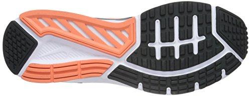 Nike Dart 11 - Zapatillas de Running Para Mujer, Color Gris/Blanco/Negro, Talla 38 Gris (Cool Grey / Atmc Pnk-Anthrct-Wht)