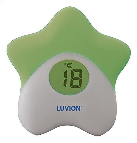 Luvion Glowstar Smart Thermometer and Nightlight