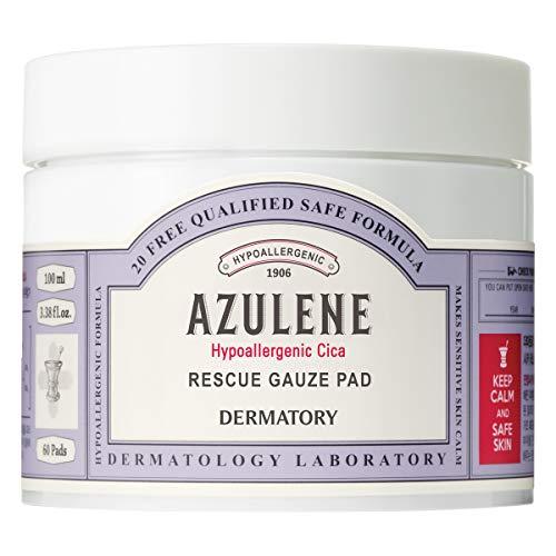 DERMATORY Hypoallergenic Pad (Cica Rescue Gauze Pad (AD))