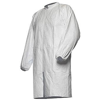 cb97579d7 Tyvek PL309 Tyvek Coat Size XXL (50 Each)  Amazon.co.uk  Welcome