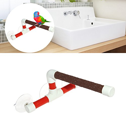 nnda-co-parrot-bath-shower-perches-standing-platform-rack-suction-wall-cup-pet-toysplastic1pc