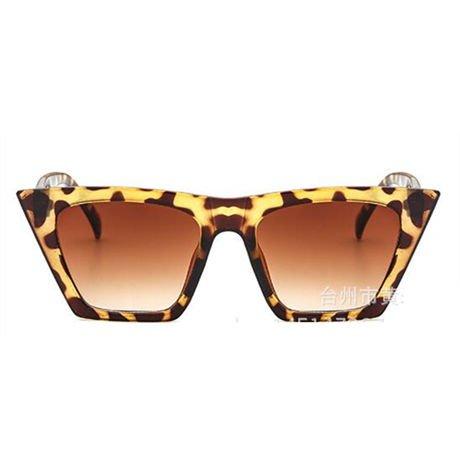 Uv400 de Gafas Mujer Sunglass Eyewear Multi sol Beige Fashion Female Man GGSSYY Retro HqwvaH