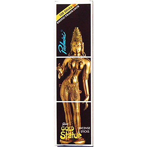 6 x 50g PADMINI GOLD STATUE Incense Sticks