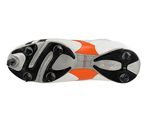 Football 8 5 Pro Orange Fb Speed Turf Reebok White Quag Burner Men's Shoes nIOgqn8S