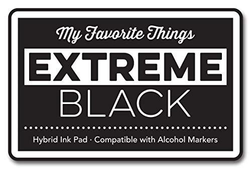Extreme Black Hybrid Ink Pad ()