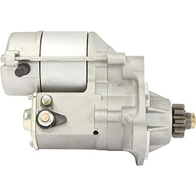DB Electrical SND0411 Starter For Bobcat Compact Track Loader MT50, MT52, MT55 / Skid Steer Loader 453F, 463, 553, 553F, 653, S70 / Clark Skid Steer Loader 653/6667987, 6667987EF, 6667987REM: Automotive