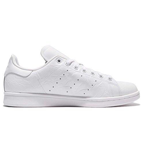 Adidas Stan Smith Sneaker A Collo Basso Uomo Bianco ftwbla Ftwbla Ftwbla
