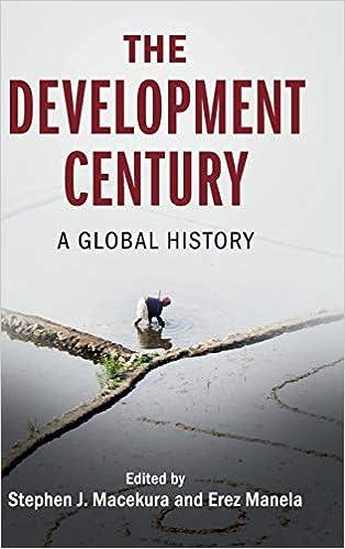 A Global History The Development Century