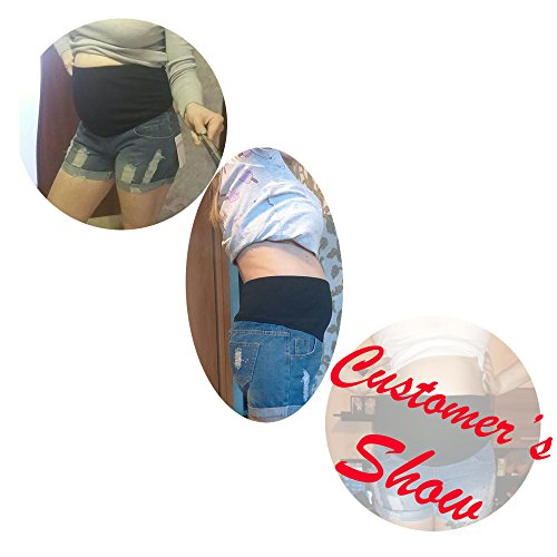 76a3c36102e SUNNY Thin Shorts Plus Size Summer New Jeans Pregnant Women Maternity  Shorts Linen Pants Care Belly