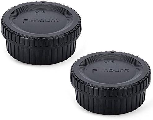 Nikon 62 mm objetivamente Front tapa tapa cap para Nikon AF-S DX Nikkor