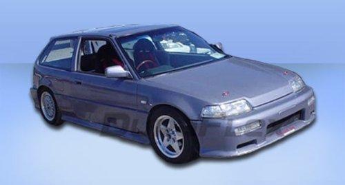 -1991 Honda Civic Hb Type M Front Bumper Cover ()