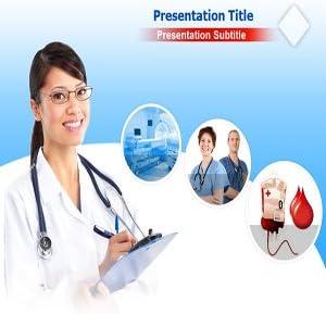 Amazon Com Nurse Powerpoint Templates Nurse Powerpoint
