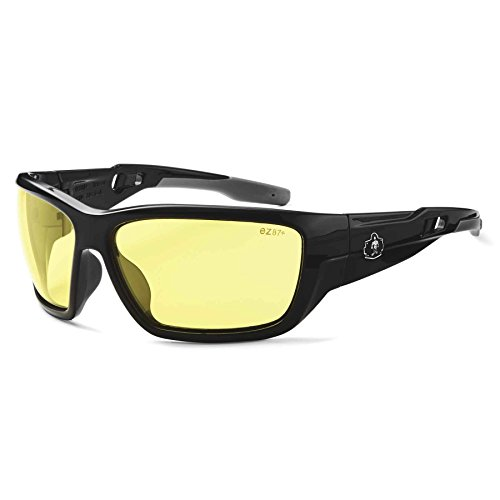 Ergodyne Skullerz Safety Glasses Yellow