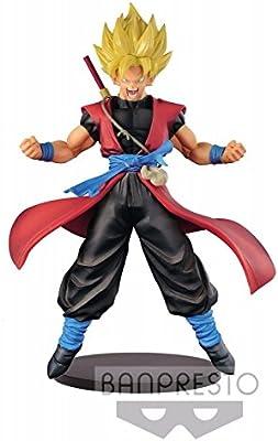 DRAGON BALL Figura de Colección SON GOKU XENO 18cm SUPER ...