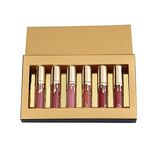 Review Frcolor 6 Pcs Lipstick
