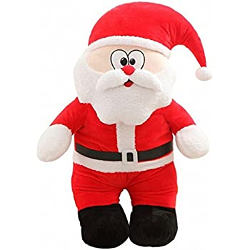 wintime kawaii 14 inch stuffed santa claus soft plush toy doll gift for christmas kids - Santa Claus For Kids