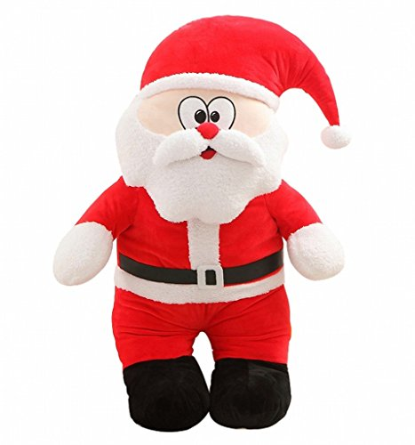 Santa Claus Christmas Doll (WinTime Kawaii 14 Inch Stuffed Santa Claus Soft Plush Toy Doll , Gift for Christmas kids children)
