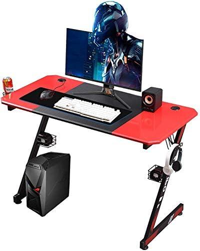 hosote Gaming Desk 47 inch PC Computer Desk,Home Office Desks