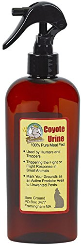 Just Scentsational RS-8 Coyote Urine Small Pest Repellent Trigger Sprayer, 8 oz -  RS-8TR