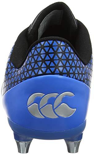 0 49 Ground Rugby Da Soft Nero Scarpe 2 Eu 98z Stampede nero Canterbury Uomo brilliant Blue SxqE6w