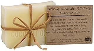 product image for Skinny & Co. Coconut Oil Lavender Orange Shampoo Bar by Skinny & Co.