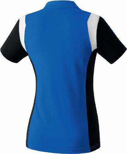Azul camisa Poloshirt Camiseta Premium Para Deportivas Erima One Mujer wqaZn