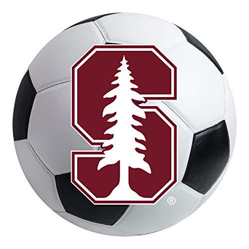 - FANMATS NCAA Stanford University Cardinal Nylon Face Soccer Ball Rug