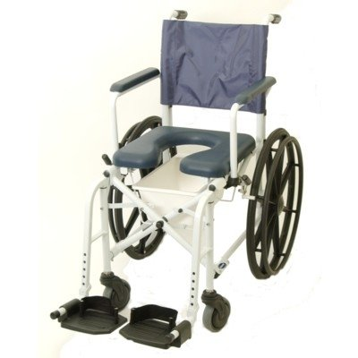 Invacare 6895 Mariner Rehab Shower Chair - 18'' Seat