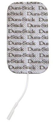 Dura-Stick Standard Electrode - 2 X 3.5'' Rectangle, 40/Case - 04-2179-10