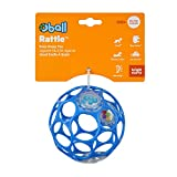 Bright Starts Oball Rattle Easy-Grasp Toy