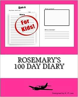 K. P. Lee - Rosemary's 100 Day Diary