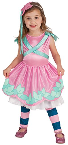 Rubie's Costume Little Charmers Posie Child Costume, - Ruby Leaf Striped