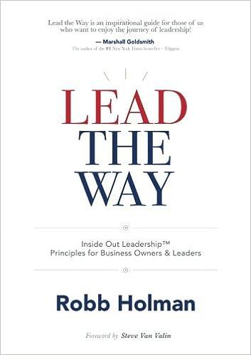 Download PDF Be a Motivational Leader: Lasting Leadership