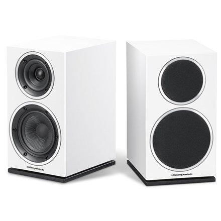 Wharfedale - Diamond 220 (White) (Wharfedale Bookshelf Speakers)