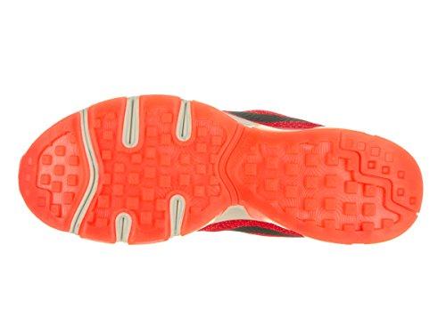 Nike Vrouwen Vrouwen Air Max Wind In De Rug 8 Loopschoenen Universiteit Rood / Hyper Oranje / Volt / Zwart