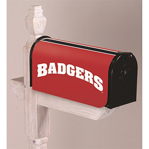 Evergreen Magnetic Mailbox Cover,University of Wisconsin-Madison