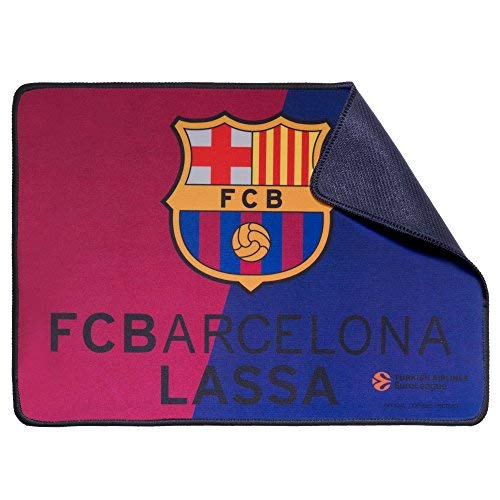 caucho Mars Gaming BLBC1 /óptico Pack de rat/ón y alfombrilla del FC Barcelona