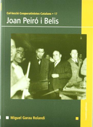 Descargar Libro Joan Peiró I Belis Miguel Garau Rolandi