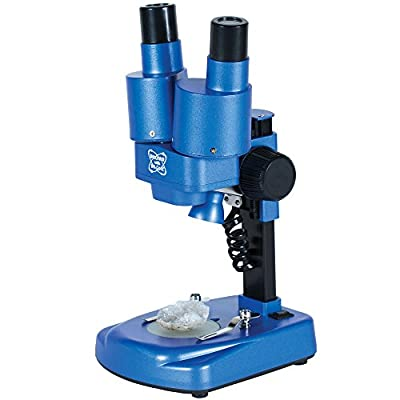 Discover with Dr. Cool Science Lab Over 50 Accessories Dual Microscope: Toys & Games